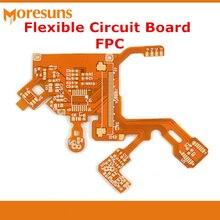 Гибкий двухслойный цифровой FPC производитель гибкой печатной платы FPC завод производит однослойный FPCBA FPC копия