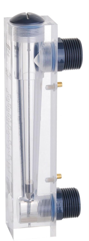 LZM-25(2-16GPM/12-60)LPM adjustable panel type flowmeter(flow meter) lzm25 panel/liquid flowmeters Tools Measurement Analysis
