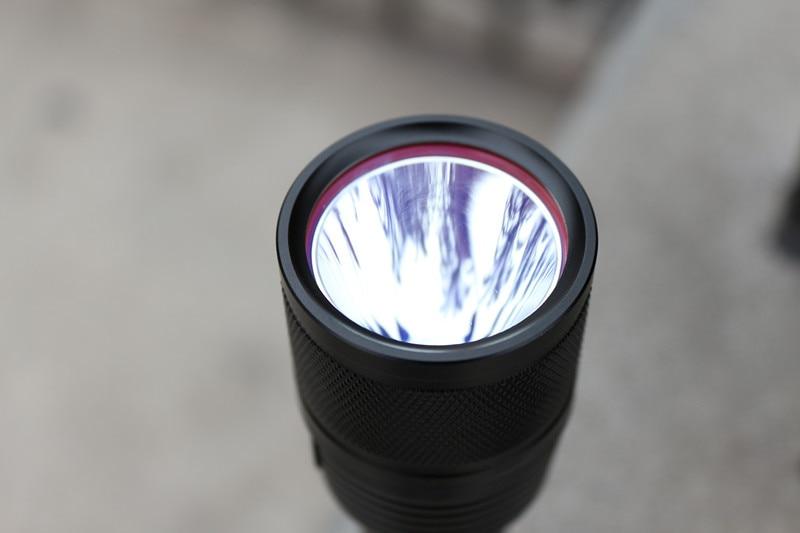 Taktische teleskop led taschenlampe baseball military wie q