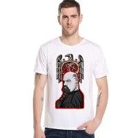 Summer Fashion Slayer T Shirt Men God Hates Us All Men Eagle T Shirt Metal Rock