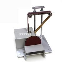 Professional 5000rpm Sand Belt Polishing Machine Mini Portable Desktop Woodworking Grinding Machine 12 24V 8A