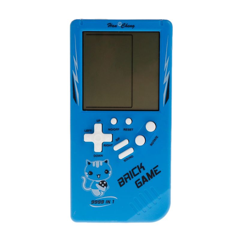 Big Screen Mini Game Classic Handheld Machine 26 Games Tetris Brick Kids Game
