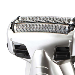 Image 3 - Orijinal Panasonic Üç kafa pistonlu şarj jilet Su Geçirmez Şarj Edilebilir erkek Elektrikli Tıraş Makinesi düzeltici ES BSL4