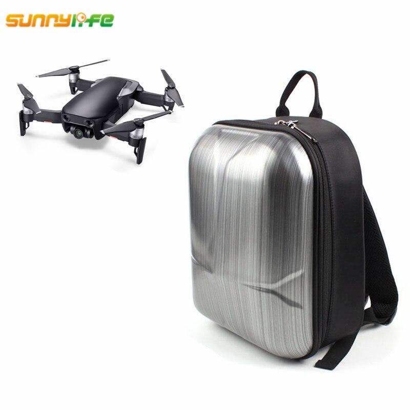 Sunnylife DJI Mavic Air Drone Handbag Portable Shoulder Bag Hardshell Storage Bag Carrying Case DJI Mavic Air Accessories
