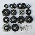 Reemplazo de la Reparación De ruedas Equipaje maleta de Ruedas y Ejes de Lujo, ruedas de repuesto para el equipaje