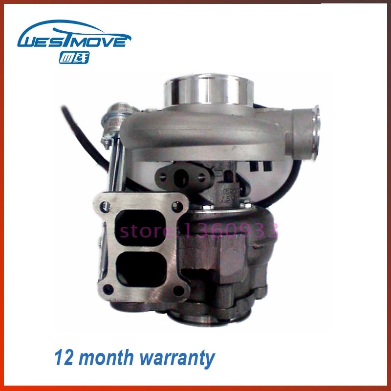 HX40W  Turbo 4089274 4090015 6743818040 900018 T912406 126096 3599601 3597811 Turbocharger For Cummins Engine : 6c 6ct 6ctaa