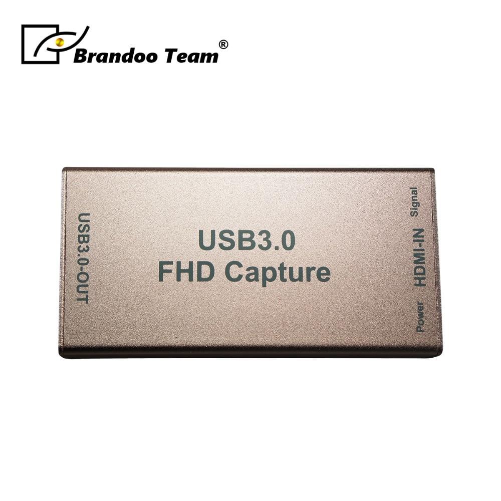 USB 3.0 HD Capture Card 1080P Universal Compliant HDMI To USB micro hdmi recorder Live Broadcast Streaming  Game Capture Card USB 3.0 HD Capture Card 1080P Universal Compliant HDMI To USB micro hdmi recorder Live Broadcast Streaming  Game Capture Card
