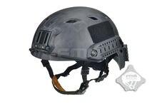 Спортивные шлемы airsoft тактический прыжок шлем-ПВР МОЛЛ передач высокого качества для борьбы с перегревом TB472 мультикам Бесплатная доставка
