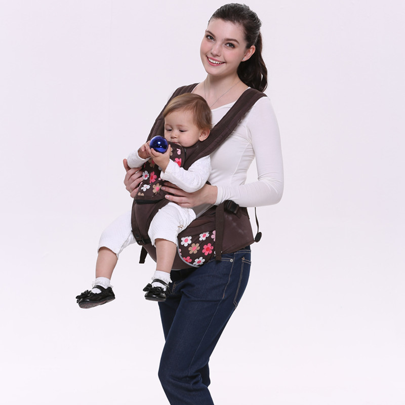 Colorland Ergonomic Baby Carrier sling baby kangaroo hipseat backpacks & carriers Multifunction removeable sling backpack серебряные серьги ювелирное изделие np901 page 8