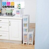Слот шкафы шкаф ящик шкаф просвет слот шкаф стеллаж для хранения пластмассовый ремень колеса шкафчик