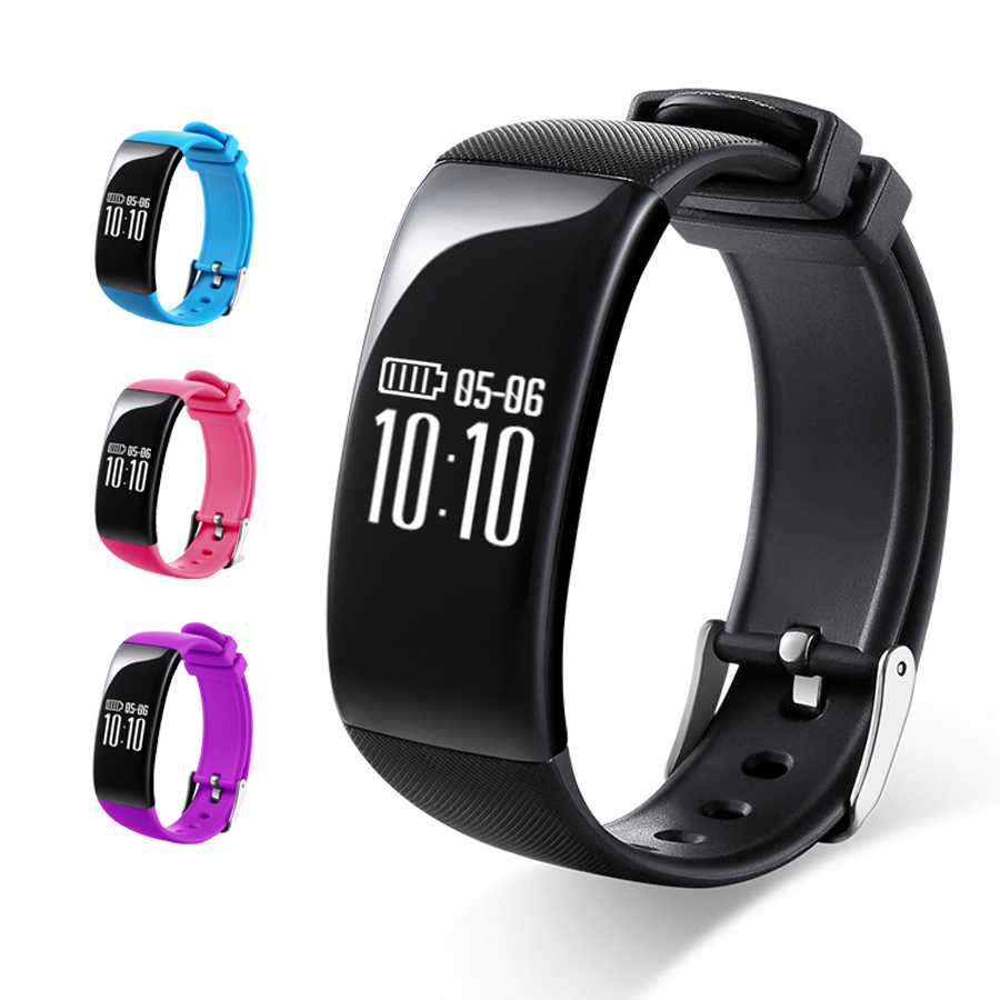 New X16 Bluetooth Smart Bracelet Heart Rate Monitor Wristband Fitness Tracker remote camera for IOS Android pk xiaomi mi band 2