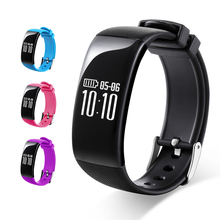 X16 Bluetooth Smart Bracelet Heart Rate Monitor Wristband Fitness Tracker Remote Camera for IOS Android pk xiaomi mi band 2