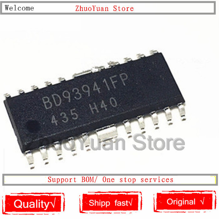 1PCS/lot 100% New Original BD93941FP BD93941 BD93941FP-E2 SOP20  IC Chip New Original In Stock
