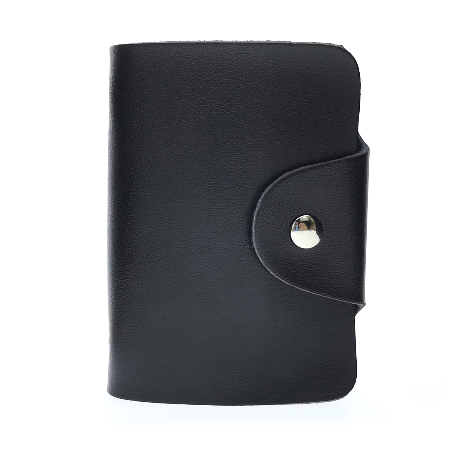 ZENTEII Genuine Leather Small Card Case Credit Card Holder image