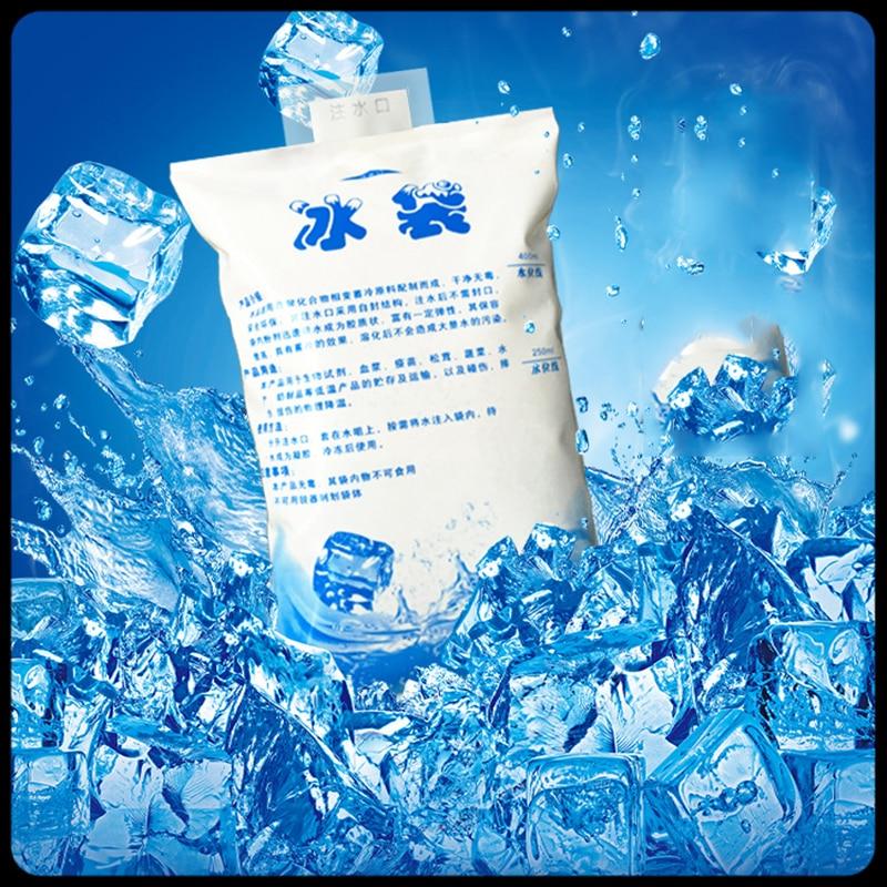 Sensibile 1 Pcs A Buon Mercato Isolato Di Plastica Riutilizzabile Sacchetto Di Raffreddamento Per La Conservazione Degli Alimenti Ice Gel Pack Fisica Terapia Del Freddo Di Raffreddamento Per Mantenere La Freschezza