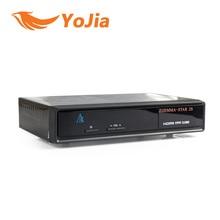 [ original ] 5 unids Zgemma estrella 2 S receptor de satélite Digital con dos DVB-S2 Enigma2 Linux sistema Zgemma-star 2 S envío gratis
