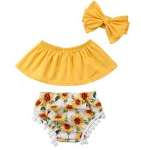 infant clothing baby girl outfits new born girls clothes christmas clothing set newborn summer print sleeveless floral pullover summer infant baby girl ruffle floral dress sundress briefs outfits clothes set children kids new arrival girls clothing