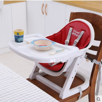 Multi-function children eat chair baby to eat meal Baby to eat chair free shipping children eat chair the portable folding multi function plastic baby chairs and tables for dinner