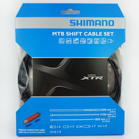 SHIMANO XTR M9000 MTB shift cable set inner cable and outer casing Shimano genuine goods Mountain bike accessories