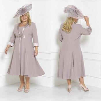 Glamorous V-neck Short Mother Dresses Formal Prom Dress Red Carpet Party Gowns Robe De Soiree Celebrity Dress Plus Size