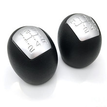 Car Styling 5 Gear 6speed Shift Knobs Stick Knob For IVECO DAILY IV V VI 2006 to 2017
