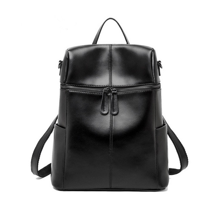 2016 NEW Fashion Backpack Women Dermis Backpack Leather School Bag Women Casual Style Free Shipping women backpack fashion pvc faux leather turtle backpack leather bag women traveling antitheft backpack black white free shipping