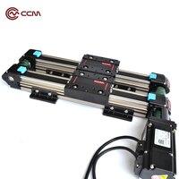 Линейный сверхпрочные направляющие Полезная нагрузка 25 кг 1000 мм Линейный Направляющая ЧПУ
