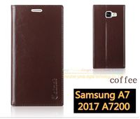 Original Aimak Brand Top Quality Genuine Leather Stand Fashion Book Style Phone Flip Case For Samsung