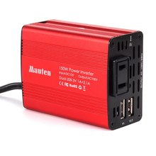 Car Inverters 150W Modified Sine Wave DC 12 V - AC 110V/220 Power Inverte Converter Adapter JP Plug