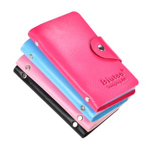 Image 5 - Biutee 24 Slots Nail Art Stamp Plate Stamping Plates Holder Storage Bag  Durable PU Leather Cases Stamp Bag Organizer