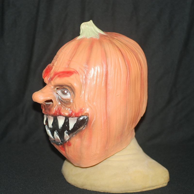 Máscara de esqueleto de calabaza Juguetes de Halloween Sombrero de - Para fiestas y celebraciones - foto 2