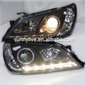 for Lexus IS200 Toyota Altezza   LED Head Lamps with Projector Lens 2001-2005 SN