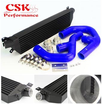 Atualização Turbo Intercooler Kit Se Encaixa Para Audi VW Golf GTI MK5 A3 FSI 2.0T Jetta 06-10 Azul /preto/Vermelho