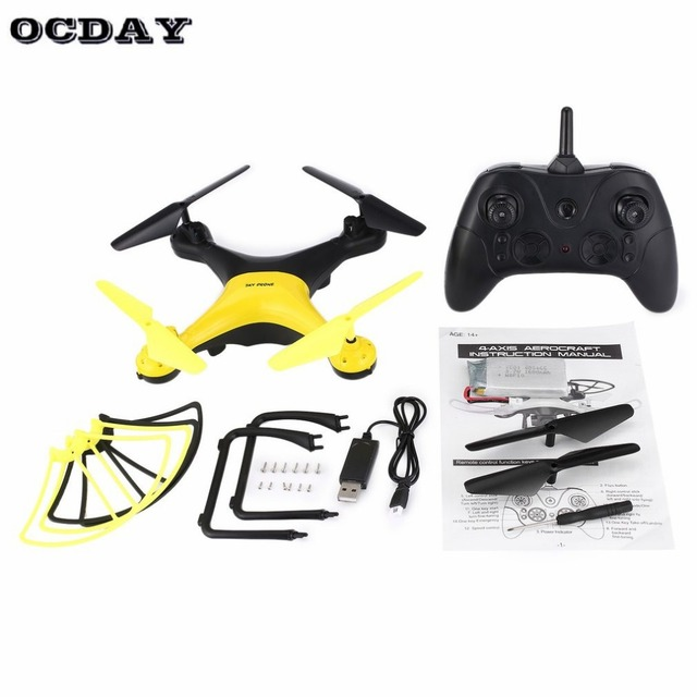 X35SH 2.4G RC Drone Quadcopter 22mins Long Flight Altitude Hold Headless Mode One Key Return One Key Take Off/ Landing