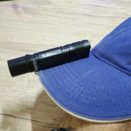 Sofirn SF12 Mini LED Taschenlampe AA 14500 Cree XPG2 Tragbare Flash-Licht 430LM Taktische 5 Modi Lampe Taschenlampe Lanterna Tatica