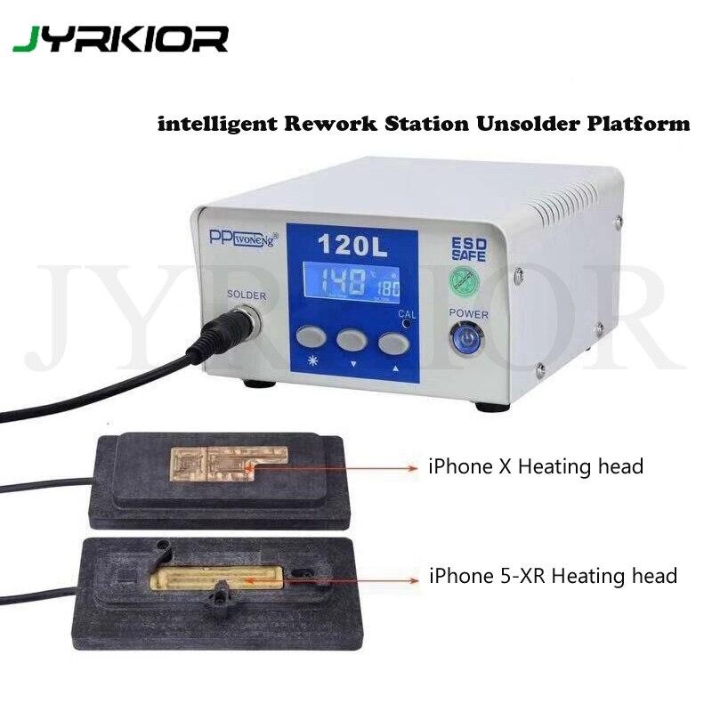 110V 220V PPD 120 120L Welding Tool Intelligent Platform Desoldering Station A9 A10 A11 A12 CPU