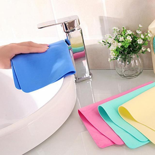 1 Pc Multifunzionale di Pulizia Asciugamano Super-Assorbimento Autolavaggio Cura
