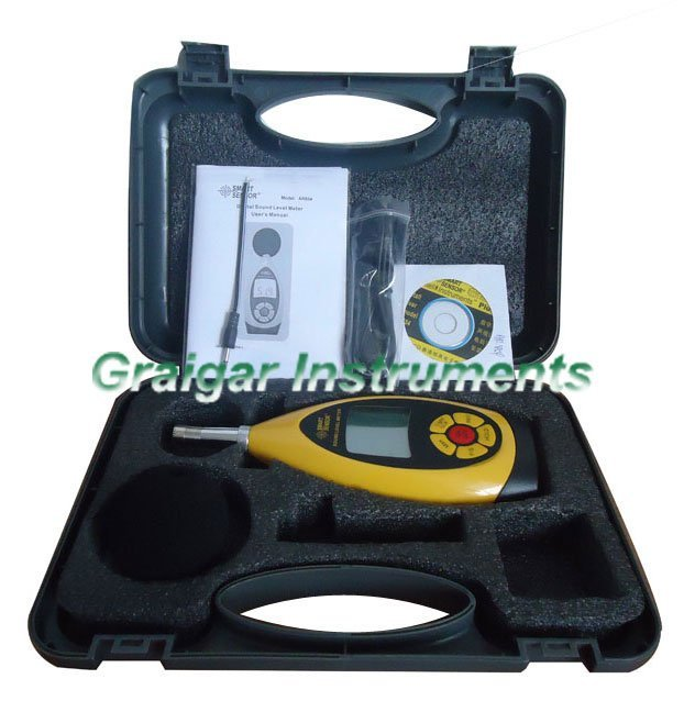 AR854 Sound Level Tester,Free and Fast Shipping by Express