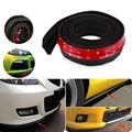 Universal Car Protector Front Bumper Lip Splitter Body Kit Spoiler Bumpers Valance Chin High Quality