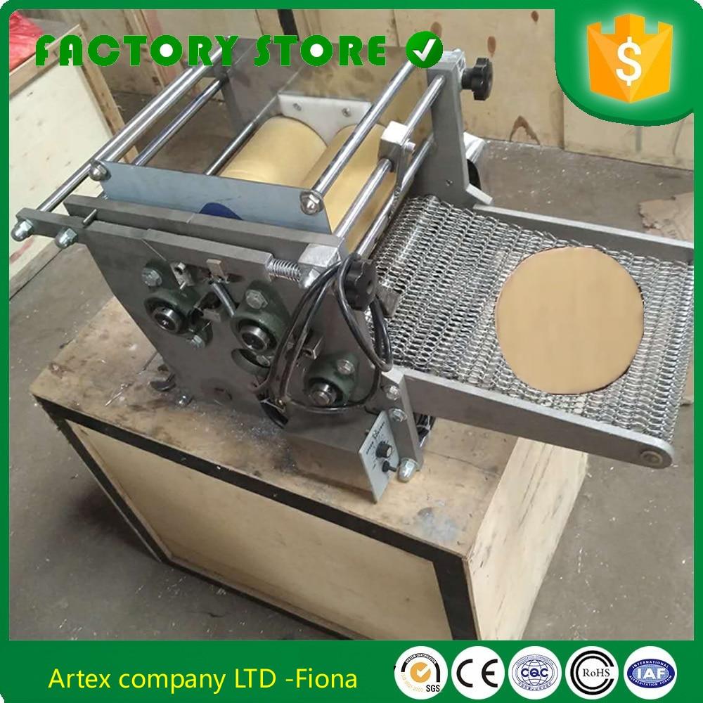 Two Weeds Christmas Promotion Corn Roast Duck Bread Making Machine Electric Pancake Maker Machine Tortilla Maker