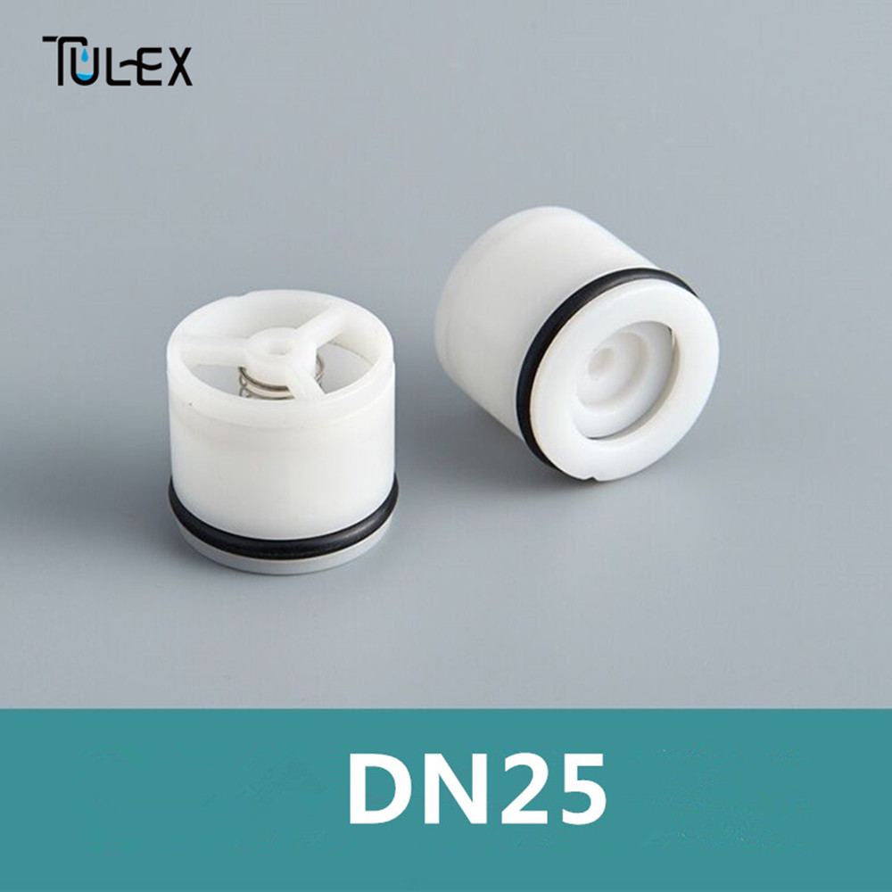 Shower Head And Valve.Us 6 56 27 Off Tulex 25mm Non Return Shower Head Valve Check Valve Kitchen Bathroom Accessory One Way Water Control Connector Valve Dn25 In Valve