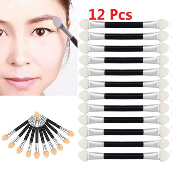 Double-end Eye Shadow Eyeliner Brush