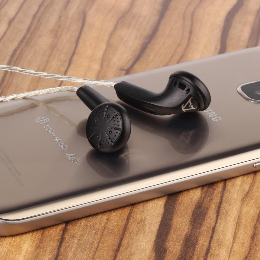 2016 MusicMaker TP16 In Ear Earbuds TONEKING In Ear Earphone Alloy Tune Earbuds Such as Armature Earphone MX985