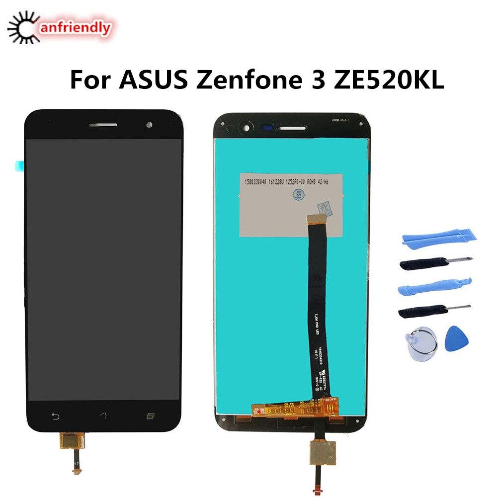 For ASUS Zenfone 3 ZE520KL Z017D Z017DA Z017DB 5.2