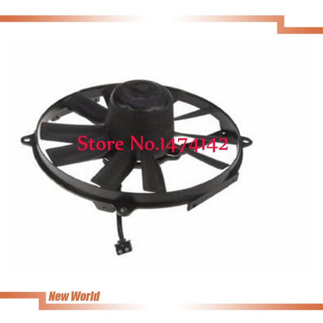 Free shipping good quality for  benz E 420 W124 COOLING FANS W/ MOTORS 0005008593