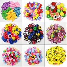 50Pcs Cartoon Bowknot Paw Print Fruit Candy Lollipop Emoji Shoes Charms Fit Croc/Wristbands Kid Party Birthday Gift Promotional
