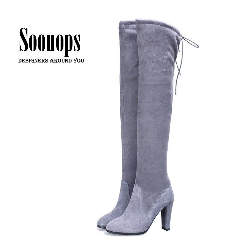 Online Get Cheap Thigh High Winter Boots -Aliexpress.com | Alibaba ...