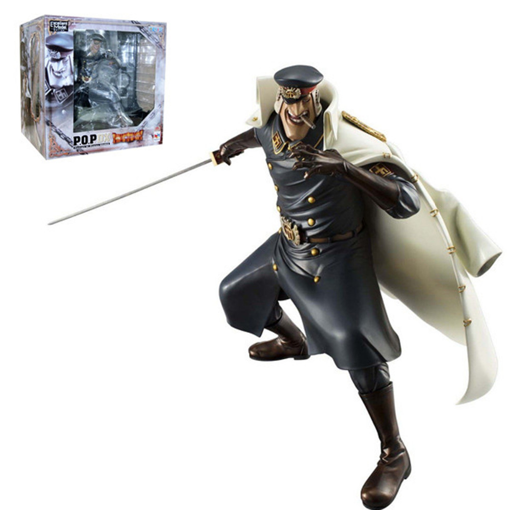 One Piece Anime DX  Pirates Shiryu Shiliew of The Rain 22cm/8.7 Figure Free Shipping genuine megahouse p o p portrait of pirates excellent model limited one piece nefeltari vivi ver bb collection figure