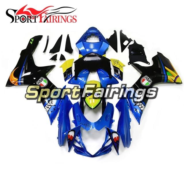 Blue Shark Fairings For Suzuki Gsxr600 Gsxr750 K11 11 12 13 14 15 16 2017