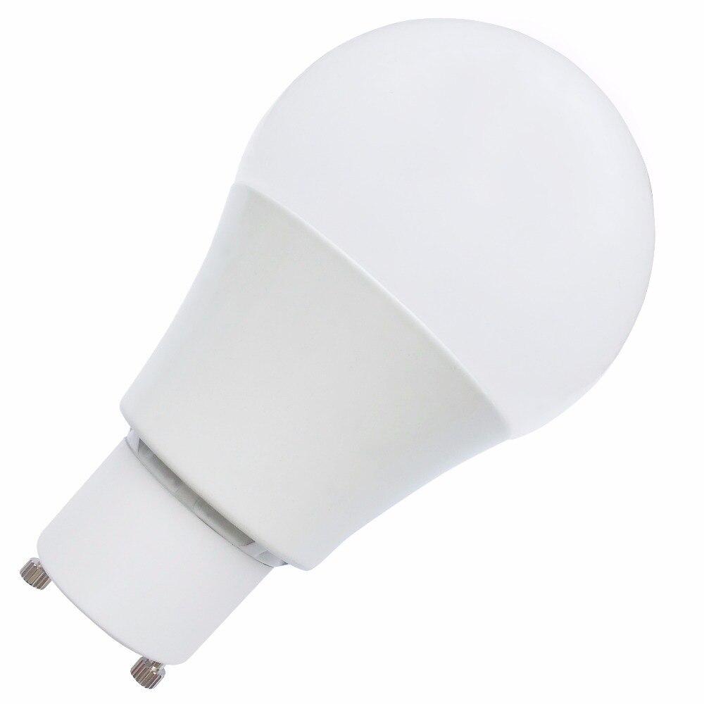 48pcslot gu24 led lamp smd5730 5w 7w 9w 11w gu24 led globe light 100lmw ac85265v dhl free shipping - Gu24 Led
